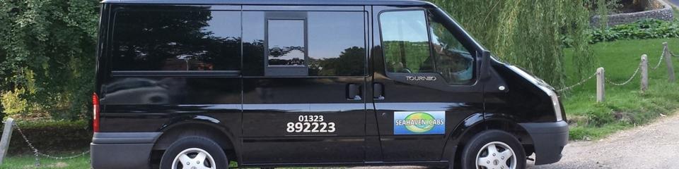 seaford taxi minibus